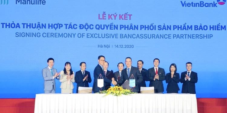 Manulife mua lại Aviva Việt Nam